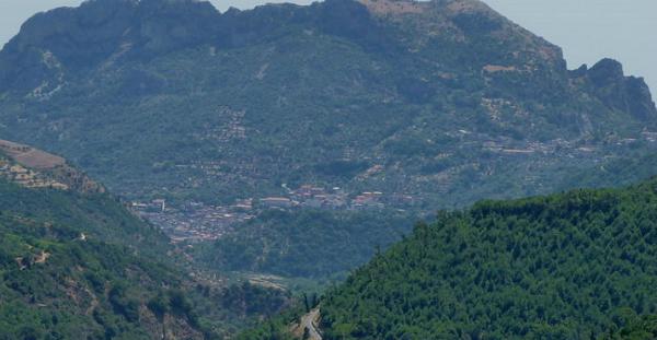 hora Monte Poro v Kalábrii